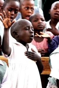 worship kid