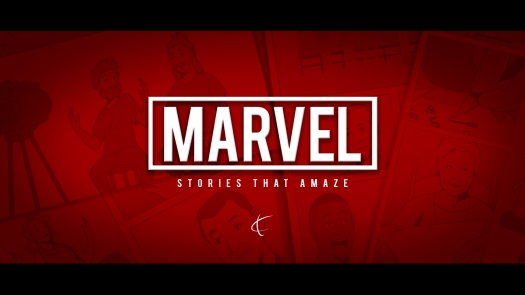 Marvel || Stories That Amaze - Jovan Barrington